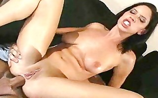 marvelous latin babe mother i acquires an anal