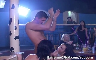 male stripper fucking a angel from the crowed