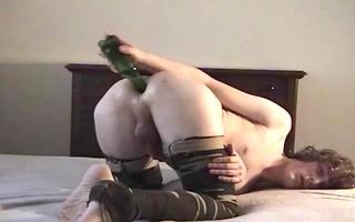 bizarre fist anal lad