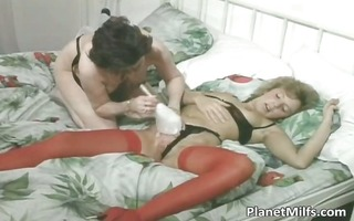 fantastic milf sluts having steamy