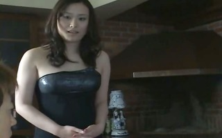 unparalleled korean bitch masturbated