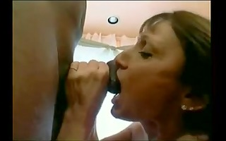 mother id like to fuck is startled by bbc in the
