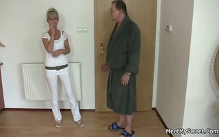 his mommy and dad tricks her into sex