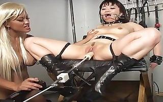 sex slaves in bondage meet the f...