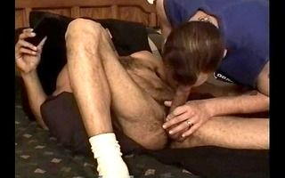 fingering arse and engulfing schlong pt.0/4