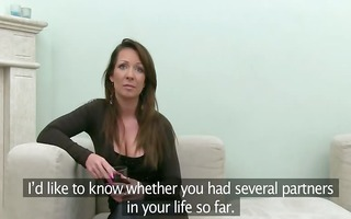 fake job suggest as a women in porn episode