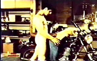 vintage compilation of ass fucking and jacking