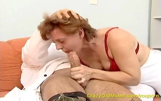 redhead mommys st anal fuck