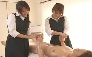 lesbian massage parlor part 6