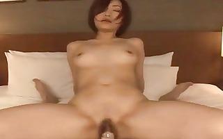 japanese pair at a motel