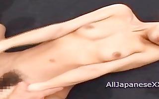 tina yuzuki sexy japanese doll in bukkake