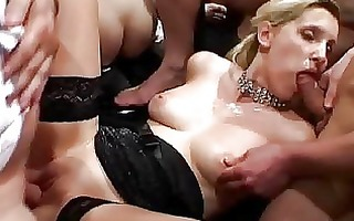 blond d like to fuck with big bosom in dark