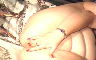 hawt a-hole big beautiful woman fingering her