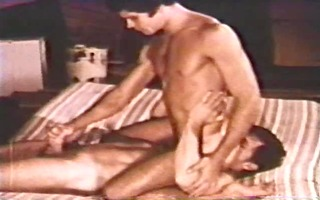 vintage gay engulfing and fucking scenes - blue