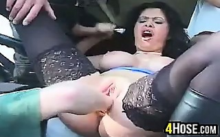 loose cookie getting fisted
