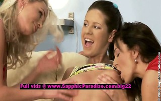 billy and crystal and sylva lusty lesbo legal age