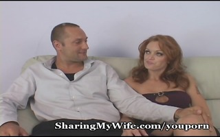 redhead seductress pounds fresh dick