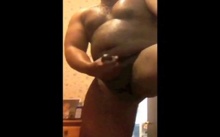 sexually excited dad cum discharged