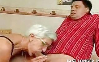 insatiable granny just likes rod