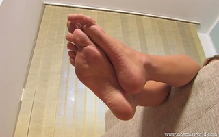 arched soles