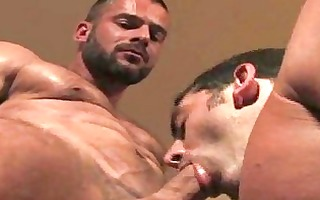 anal licking with horny homosexual chaps