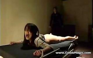 oriental angel flogging