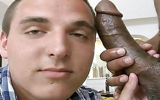 sexy chap receives drilled hard