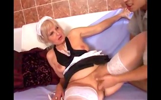 mother i drilled by younger lad