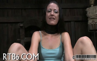 awesome gal gets immoral teasing