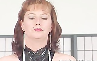 avid doxy being bound up and punished