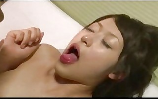 oriental gal getting her bawdy cleft screwed