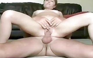 mature dark brown mamma is a oral sex corporalist