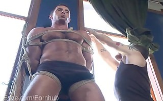 biggest dick muscled god edged