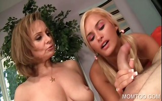 mom and daughter face hole fuck wang