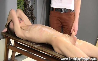 sexy twink scene adam is a real professional when