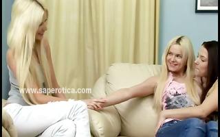 lesbo doxy teaching legal age teenager honeys how