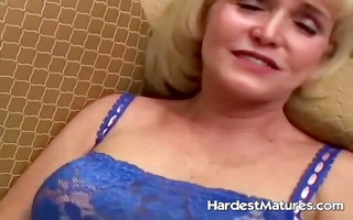 granny blowjob in hot underware