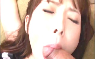 asian dominant-bitch in a some with crem pie