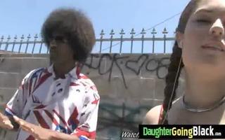 interracial dilettante pair 911