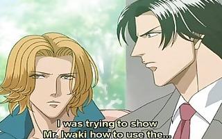 manga homosexual team fuck party boyz engulfing