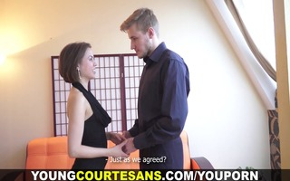 juvenile courtesans - legal age teenager