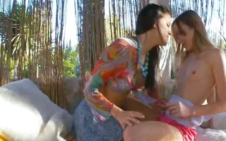 quiet pleasures of slutty girl6girl