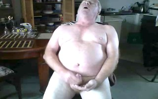 daddy wanks on web camera