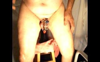 femdom-goddess jezz doxy slave-3 anal training