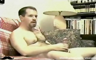 non-professional daddies jerking off on camera