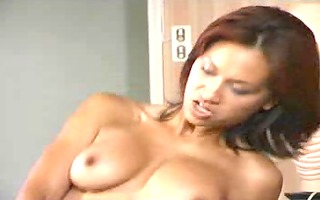 nice little fuck with hot french-asian ksandra