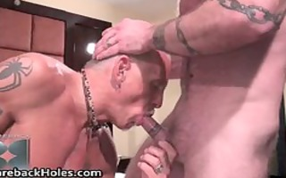 hardcore homosexual bareback fucking and cock