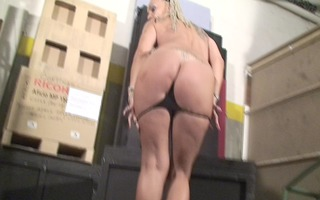 old lesbo with younger cutie - latin-hot