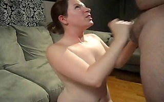 mommy loves engulf cock