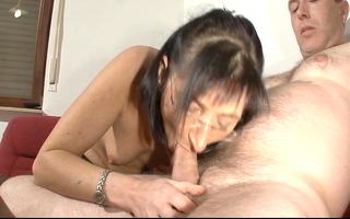 wife teases him right into fucking around